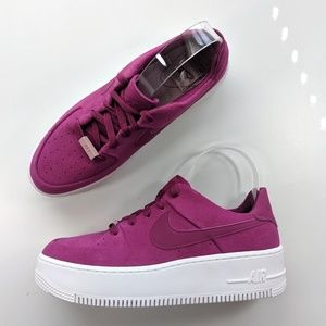 NEW Nike AF1 Sage Low True Berry/True Berry